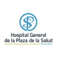 Logo HGPS - Hospital General de la Plaza de la Salud