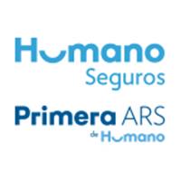 Logos Humano Seguros y Primera ARS de Humano